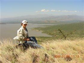 Озеро Чамо, Эфиопия