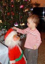 Ай, спасибо Дед Мороз чудо-ёлочку принёс!!!