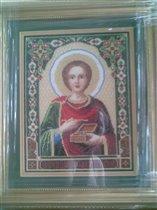 Св.Пантелеймон-Целитель (28х35)