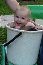 купаемся - улыбаемся!