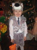 Егорка волчонок и новогодняя елка вдетском саду.