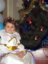 Принцесса на ёлке