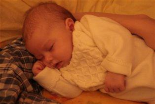 Спи, моя радость,усни