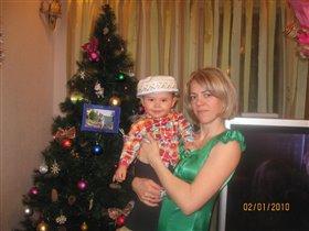 первый новый год в гостях в казахстане
