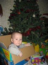Лучший мой подарочек - это я!