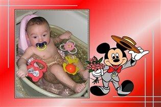 Моя ванночка!