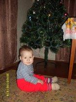 В предвкушении Деда Мороза и подарков...