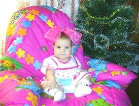 Лиза 5 месяцев