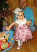 я и папа)))