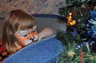 о чем мечтают тигрята?