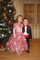 Влюбленные в Новогоднюю ночь