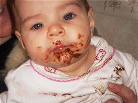 Шоколад мой шоколад, как тебя я люблю )))))