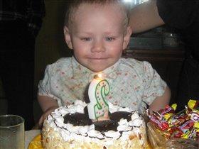 Ярославу 2 годика