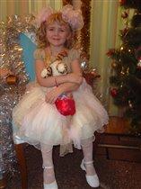 Кукла Даша - на празднике в детском саду!