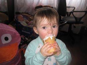 Ну очень вкусное мороженное