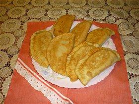 Чебуреки по рецепту Кузькиной-мамы.