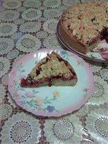 Пирог к ноябрьскому чаепитию. Рецепт от Симы...