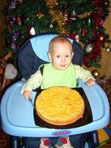 кого угостить апельсиновым пирогом?