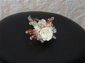 Кольцо 'Роза'