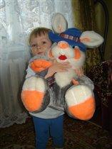 Мой друг кролик!