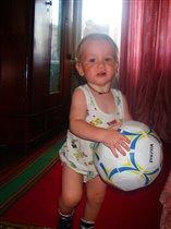 Когда я вырасту-я буду футболистом.....