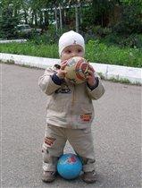 Начинающий футболист!!!
