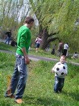 Будущий футболист!!!