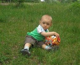 Я будущий футболист!!
