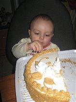 Люблю тортик