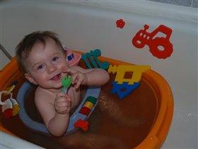 Люблю купаться!