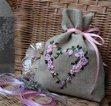 'Розовое' сердце