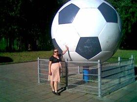 вот это понимаю мяч для моего будущего футболиста
