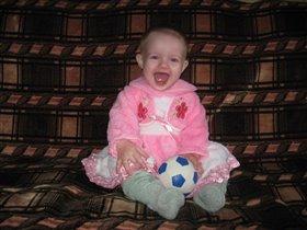 Александра, 1 год