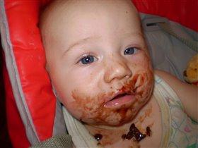 я шоколадный мальчик