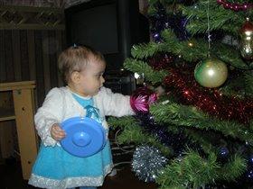 моя первая елка