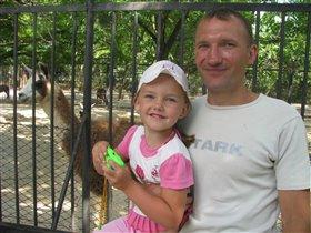 Первый поход в Зоопарк !