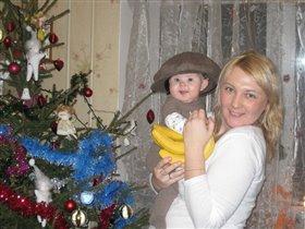 Рождественская елочка и мы !!!!