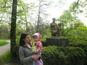 дитя и мать