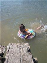 Весёлое купание!