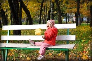 Последние теплые денечки осени...