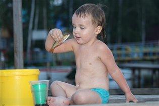 золотая рыбка, я хочу...