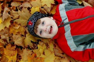 Осеннее настроение!