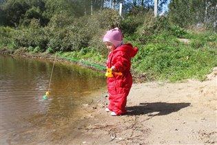Ловись,рыбка,большая и маленькая!!!