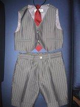 Новый костюм 1500р размер 2-3 года