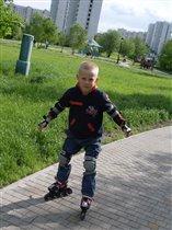 Активный отдых в парке.....