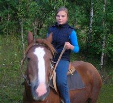 Прогулка на лошадке