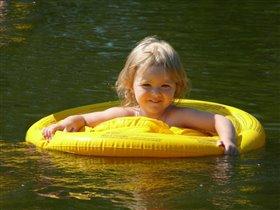Ласковое солнышко, теплая водичка... лето удалось!