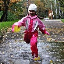 Осенняя прогулка в парке
