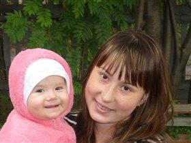 Мы любим улыбаться и смеяться)))