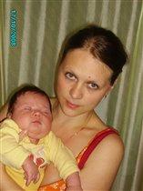 мама с сыночком
